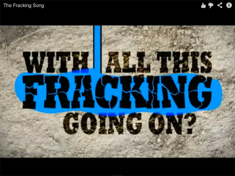 Geothermie Fracking - Fracksong