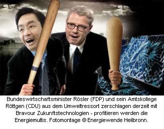 """Das """"Augenmaß"""" von Amokläufern - Notizen zur deutschen Energiepolitik im März 2012"""