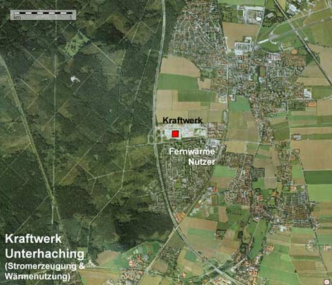 Standort Unterhaching