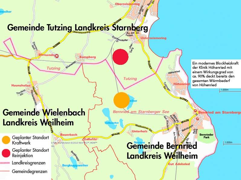 Bernrieder Geothermie Projekt
